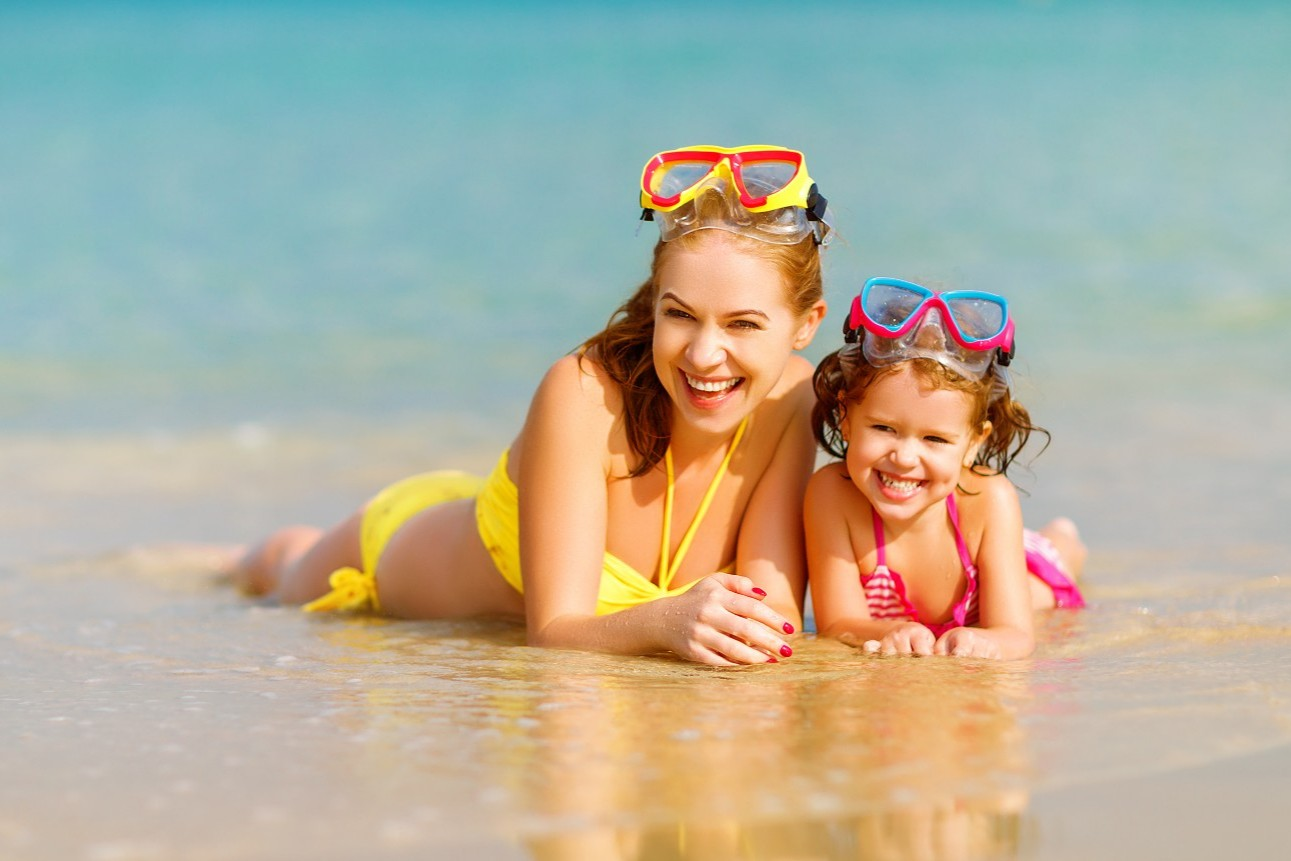 florida summer beach vacation