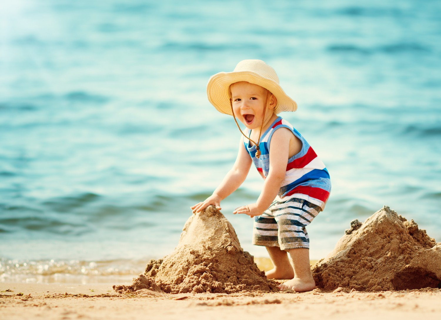 Where Are the Best Kid Friendly Beaches in Florida